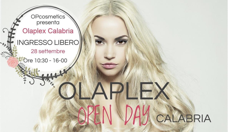 Olaplex Open Day Calabria