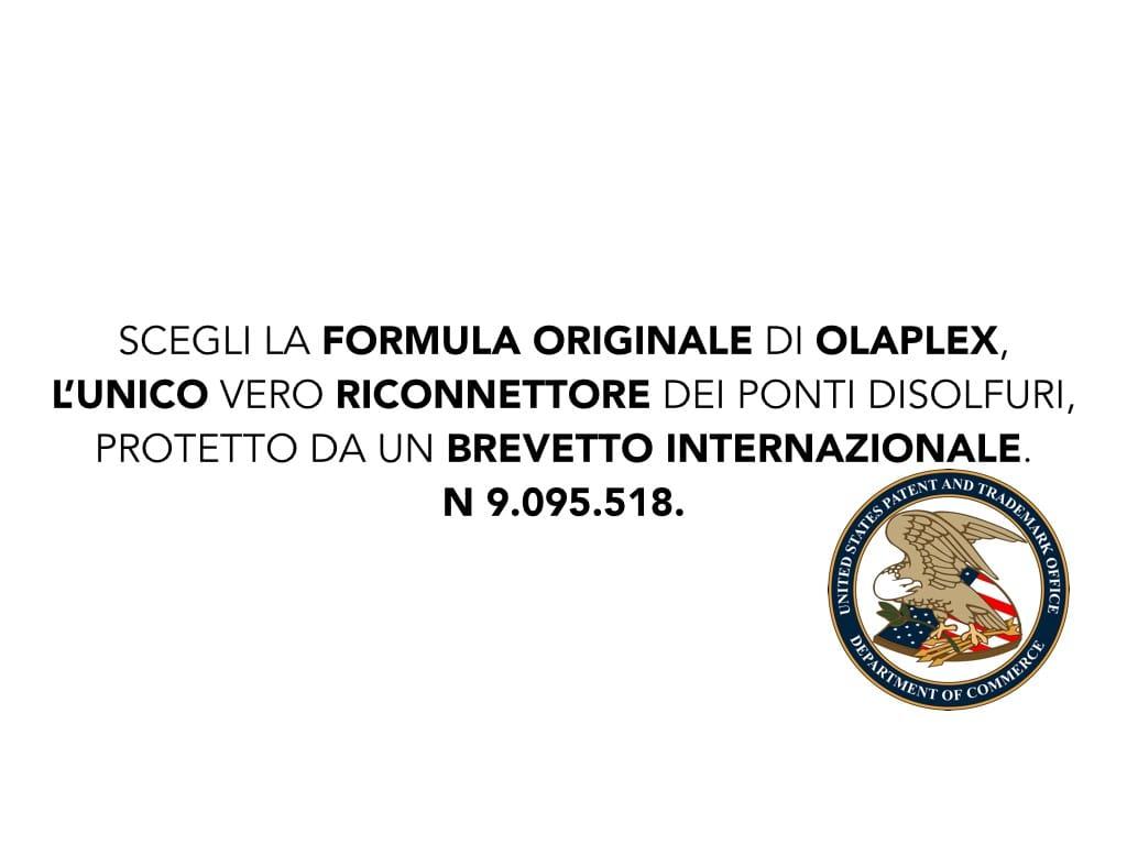 olaplex-brevetto