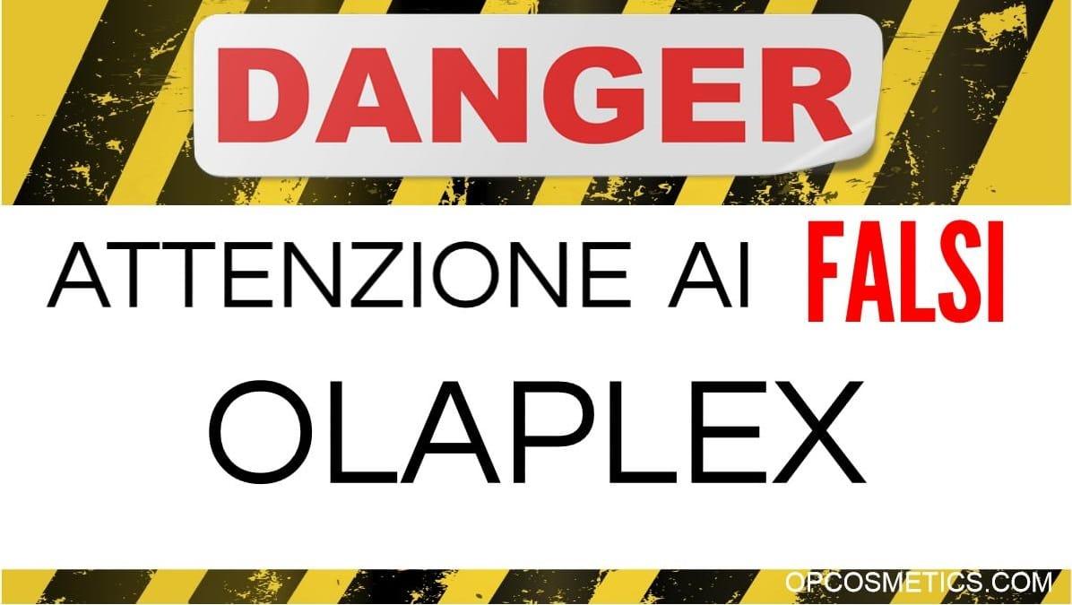 Olaplex falso