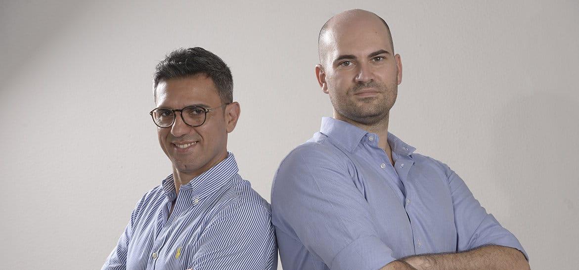 OP Cosmetics Founder: Davide Puglia e Carlo Oliveri