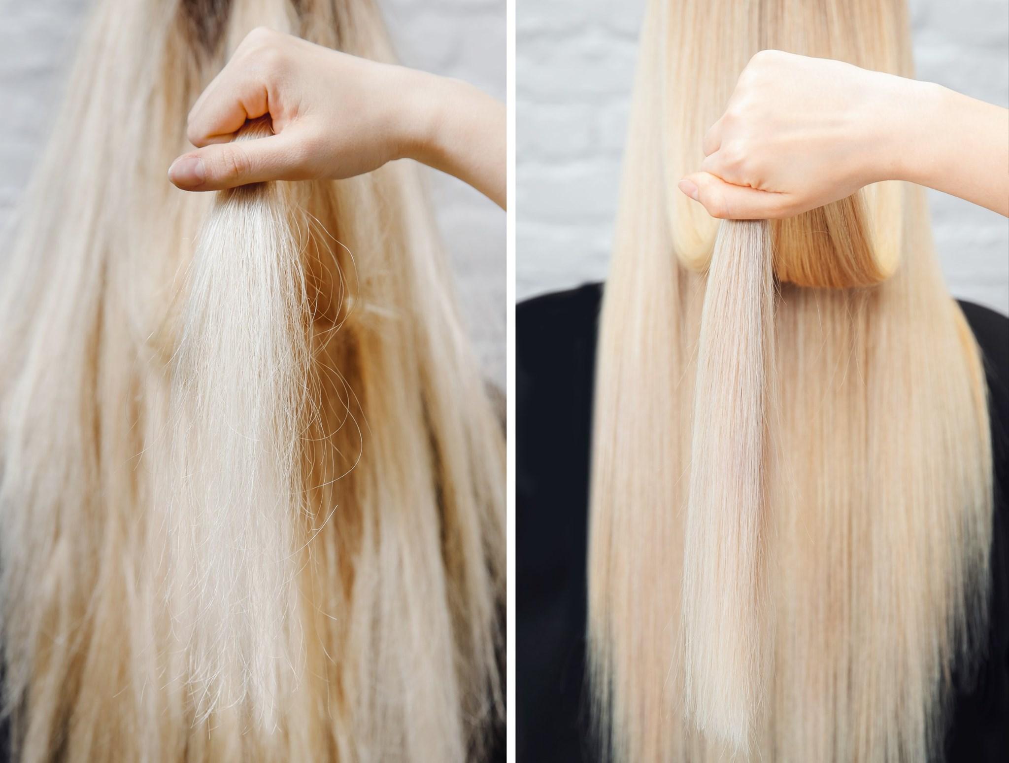 OPBLONDE serum n3 rigenerazione capelli migliore