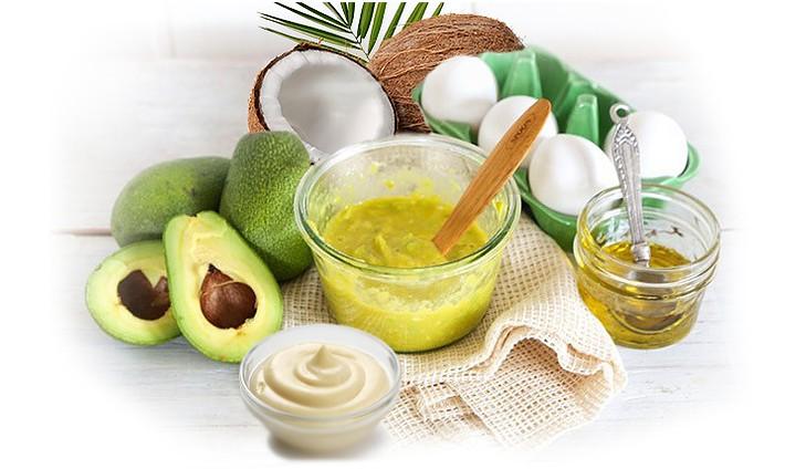 ingredienti naturali per capelli