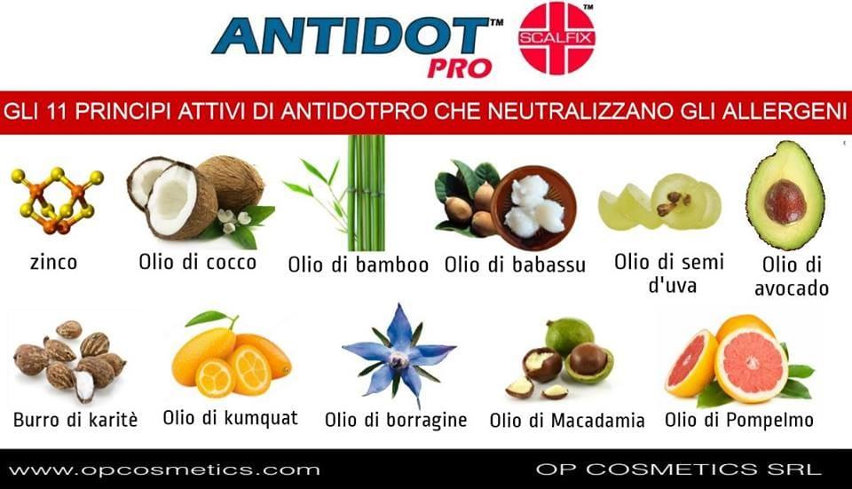 antidot pro capelli