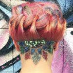 Taglio capelli Hair tatoo hidden