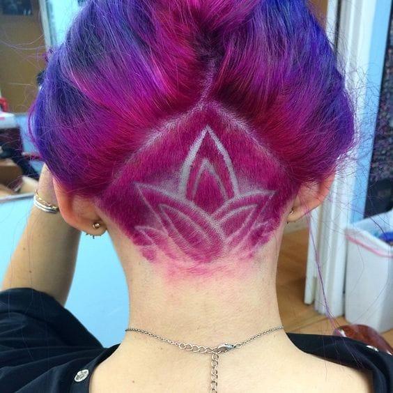 rasatura capelli tatoo