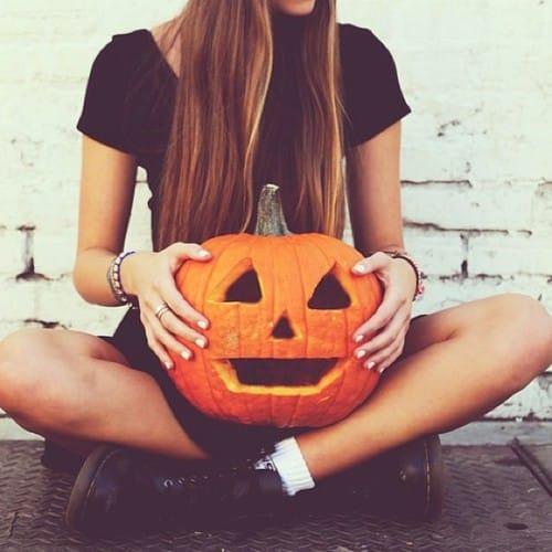 halloween capelli