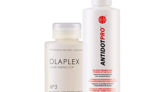 Antidot Pro 60 ml + Olaplex N.3