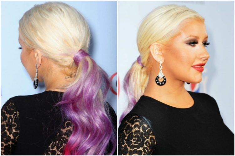 Christina Aguilera coda fantasy