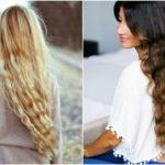 Tutorial capelli mossi senza piastra - Onde sirena mermaid waves
