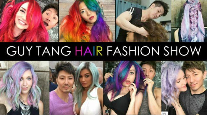 Guy Tang Hair Fashion Show Italia