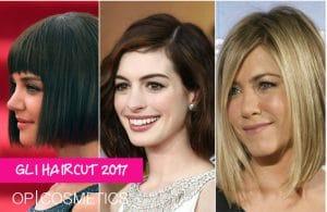 Tagli capelli inverno 2017: bob, sob, wob, lob