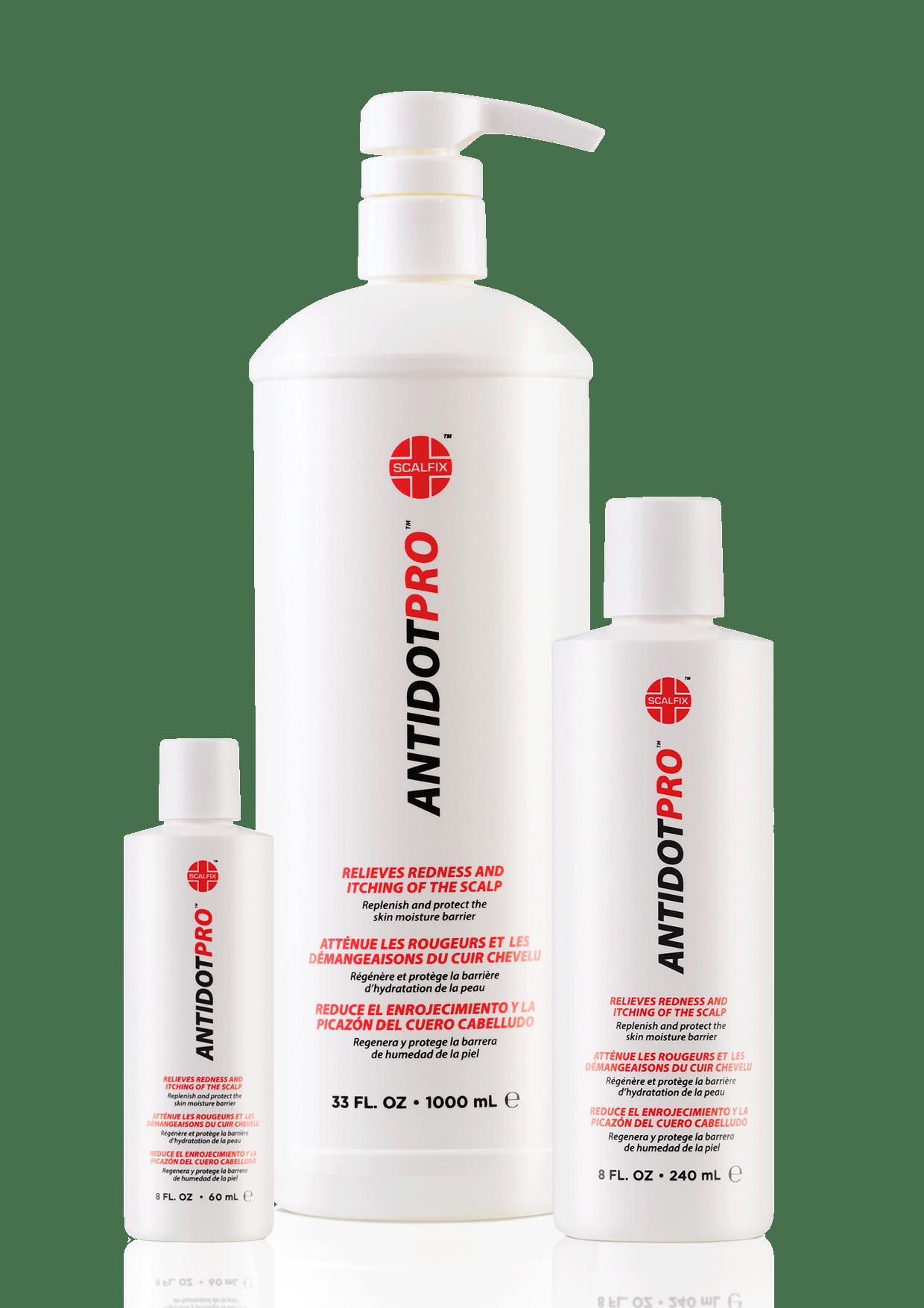 Antidot Pro Scalfix 1000 + 60 + 240 ml