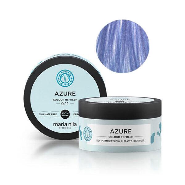 Maschera pigmentata vegan Azure 0.11 100 ml