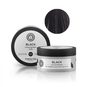 Maschera pigmentata vegan Black 2.00 100 ml