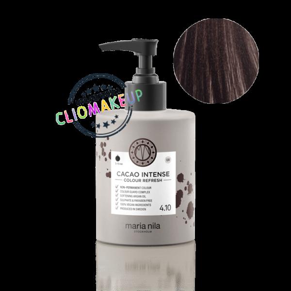Maschera pigmentata Cacao Intense 4.10 Maria Nila ClioMakeUp
