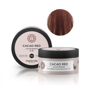 Maschera pigmentata vegan Cacao Red 6.35 100 ml