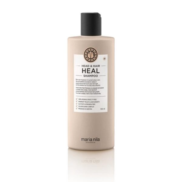 Shampoo aloe head hair heal maria nila 350 ml