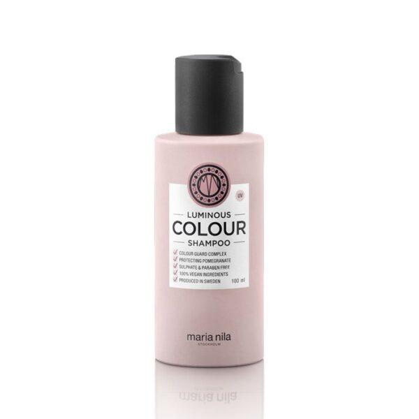 Shampoo Luminous Colour Maria Nila 100 ml