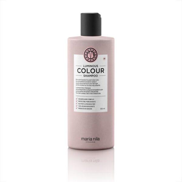 Shampoo Luminous Colour Maria Nila 350 ml