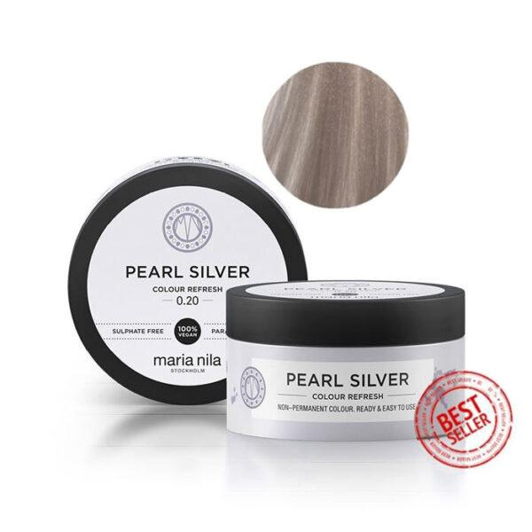 Maschera pigmentata Pearl Silver 0.0 100 ml