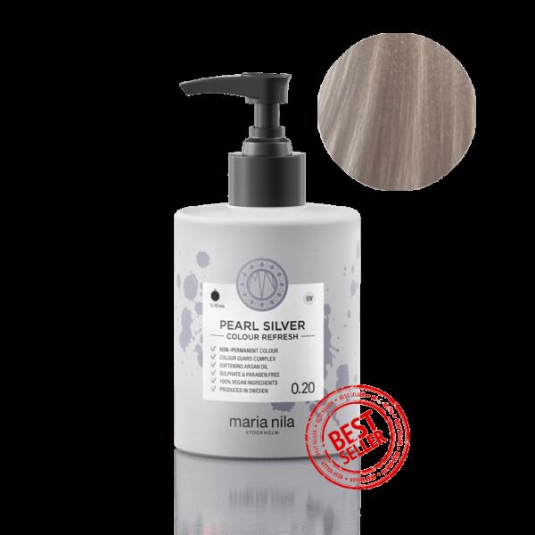 Maschera pigmentata Pearl Silver 0.0 Maria Nila Best Seller