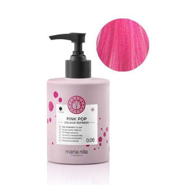 Maschera pigmentata vegan Pink Pop 0.06 300 ml