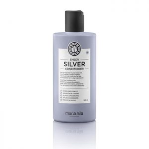 Balsamo antigiallo conditioner Sheer Silver 300 ml Maria Nila