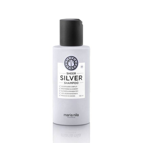 Shampoo Sheer Silver Maria Nila 100 ml