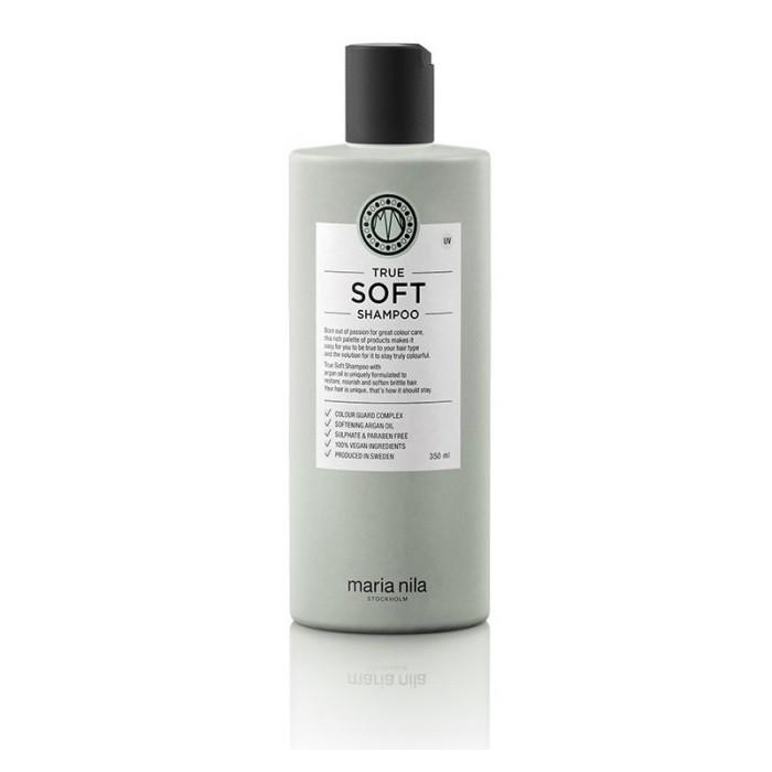 Shampoo olio di argan True Soft Maria Nila 350 ml