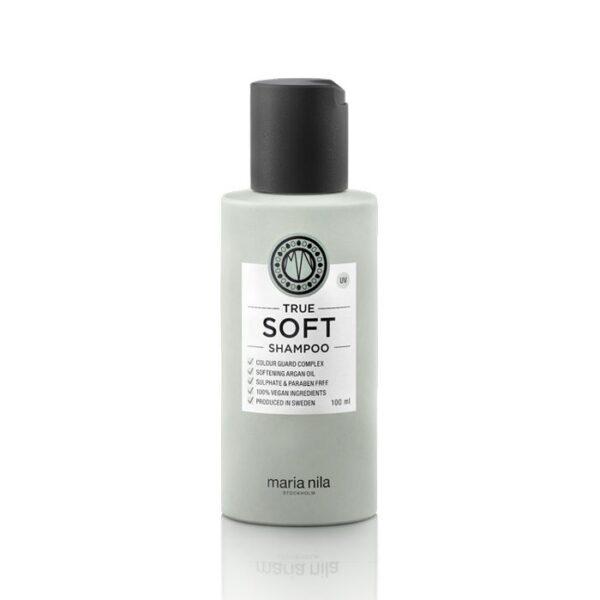 Shampoo True Soft Maria Nila 100 ml