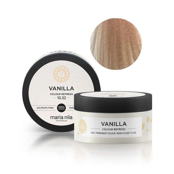 Maschera pigmentata vegan Vanilla 10.32 100 ml