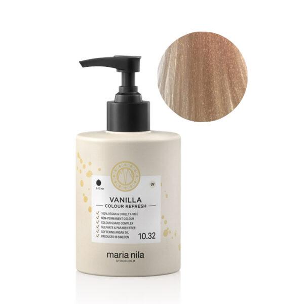 Maschera pigmentata vegan Vanilla 10.32 300 ml