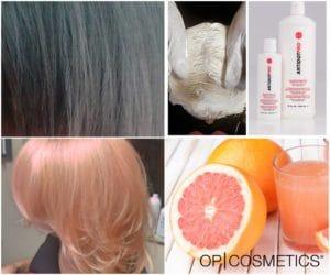 decolorare i capelli senza danneggiarli