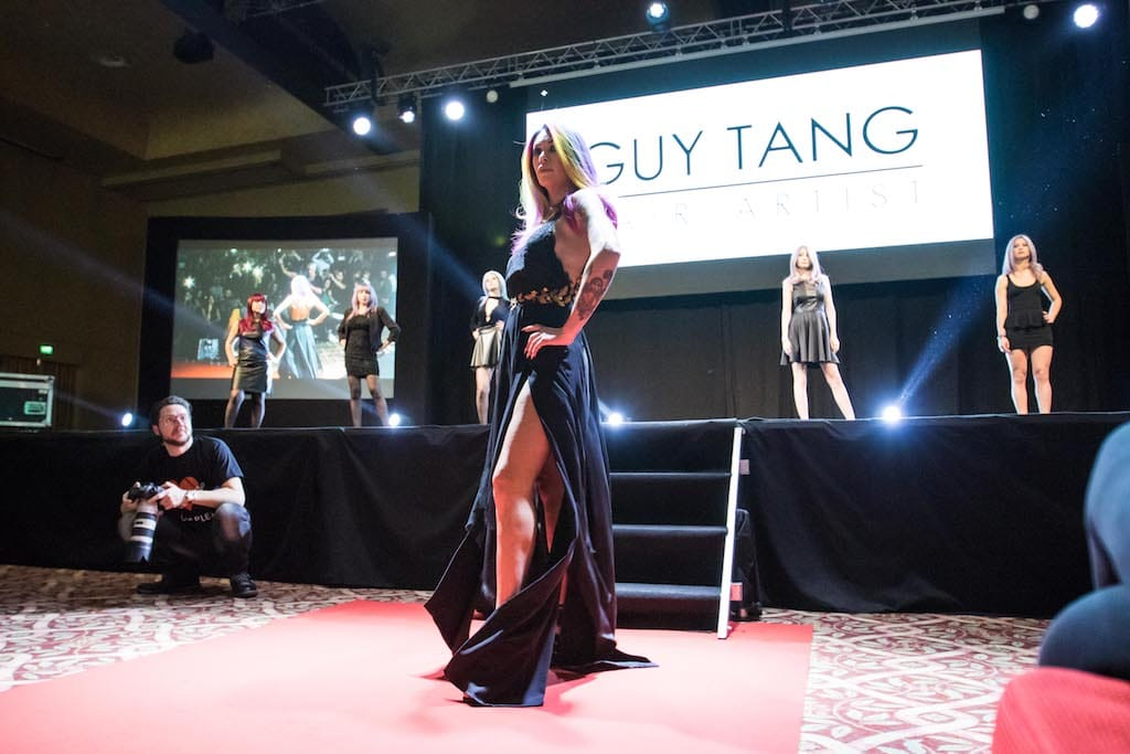 5 Claudia Naingolan all'evento di Guy Tang