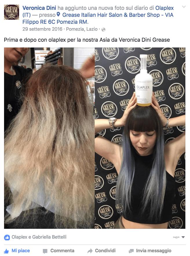 Dicono di noi OP Cosmetics Veronica Dini