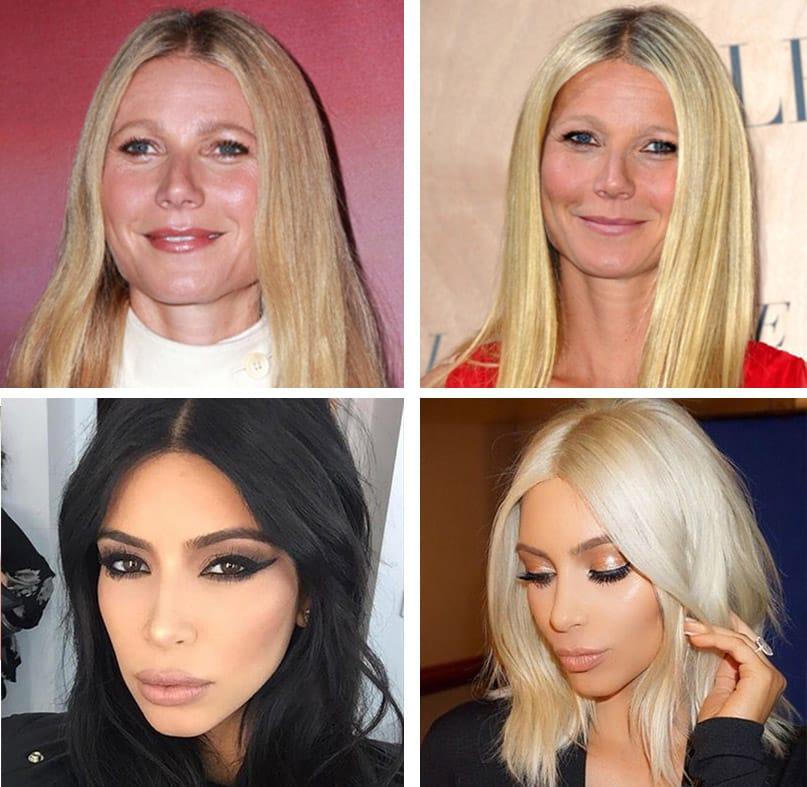 Kim Kardashian e Gwyneth Paltrow utilizzano Olaplex