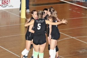 Squadra 3 Planet Volley - OP e lo sport