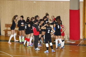 Squadra 2 Planet Volley - OP e lo sport