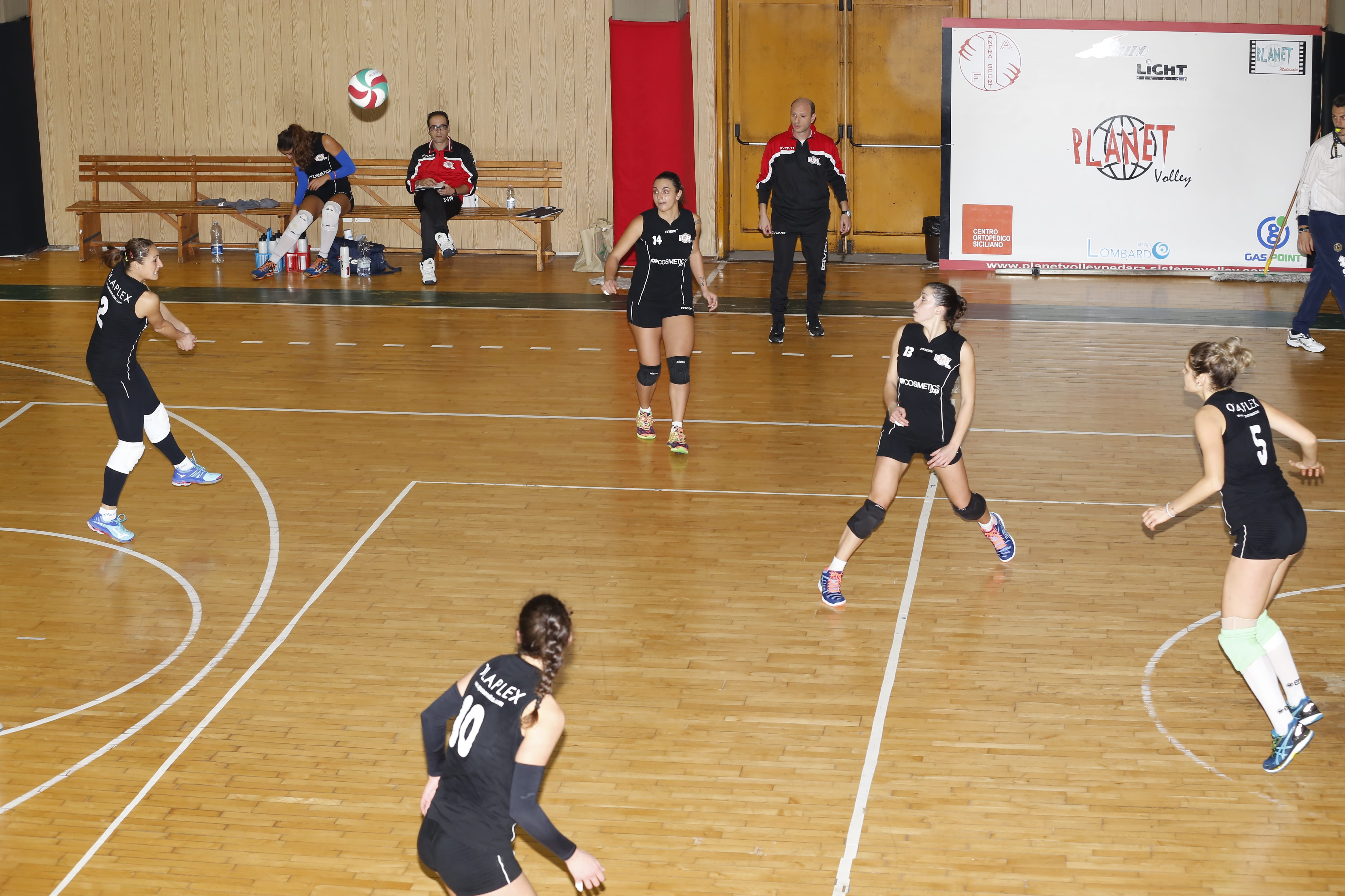 Partita 5 Planet Volley - OP e lo sport