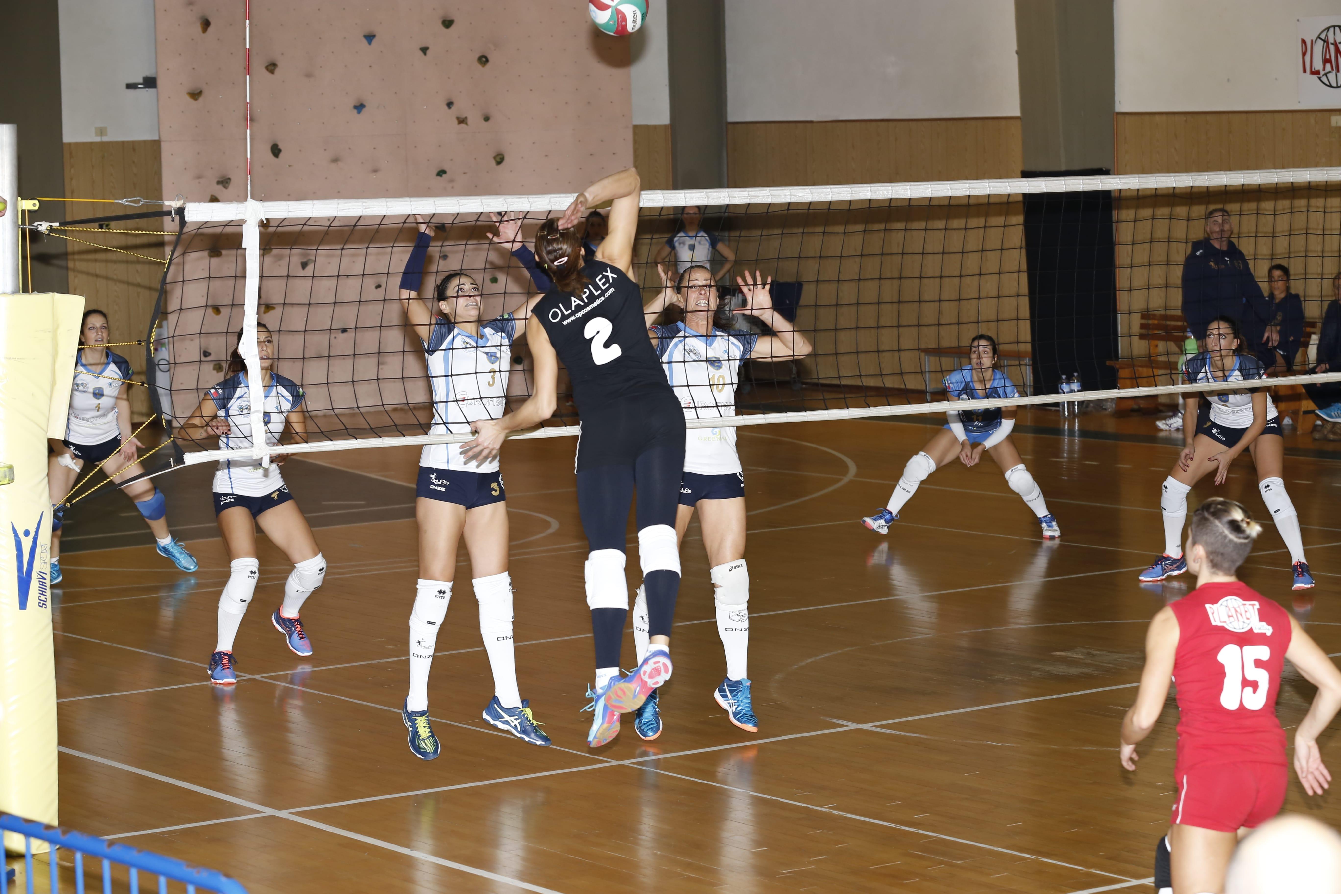Partita 4 Planet Volley - OP e lo sport