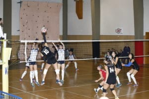 Partita 3 Planet Volley - OP e lo sport