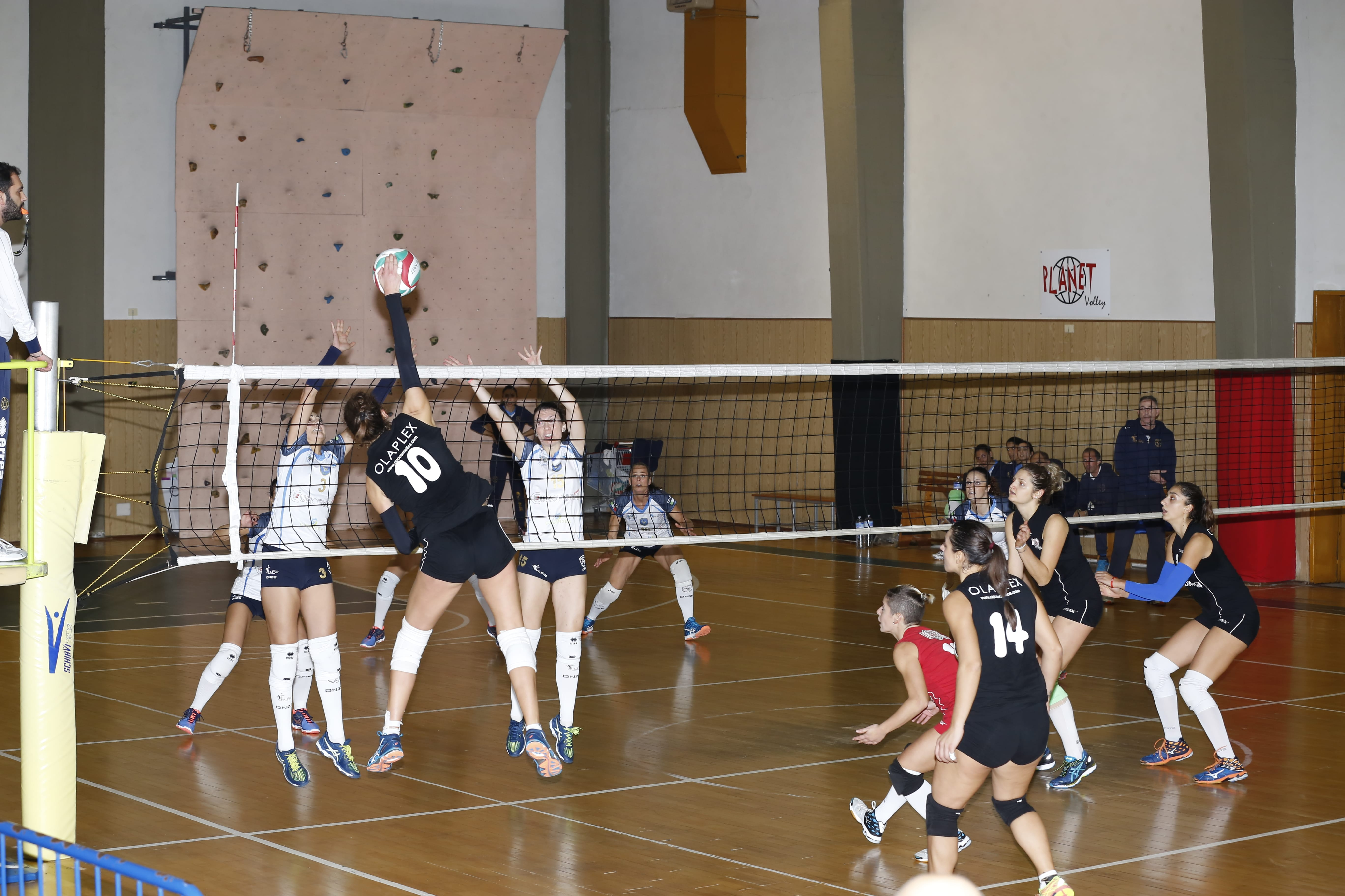 Partita 3 Planet Volley - OP e lo sport