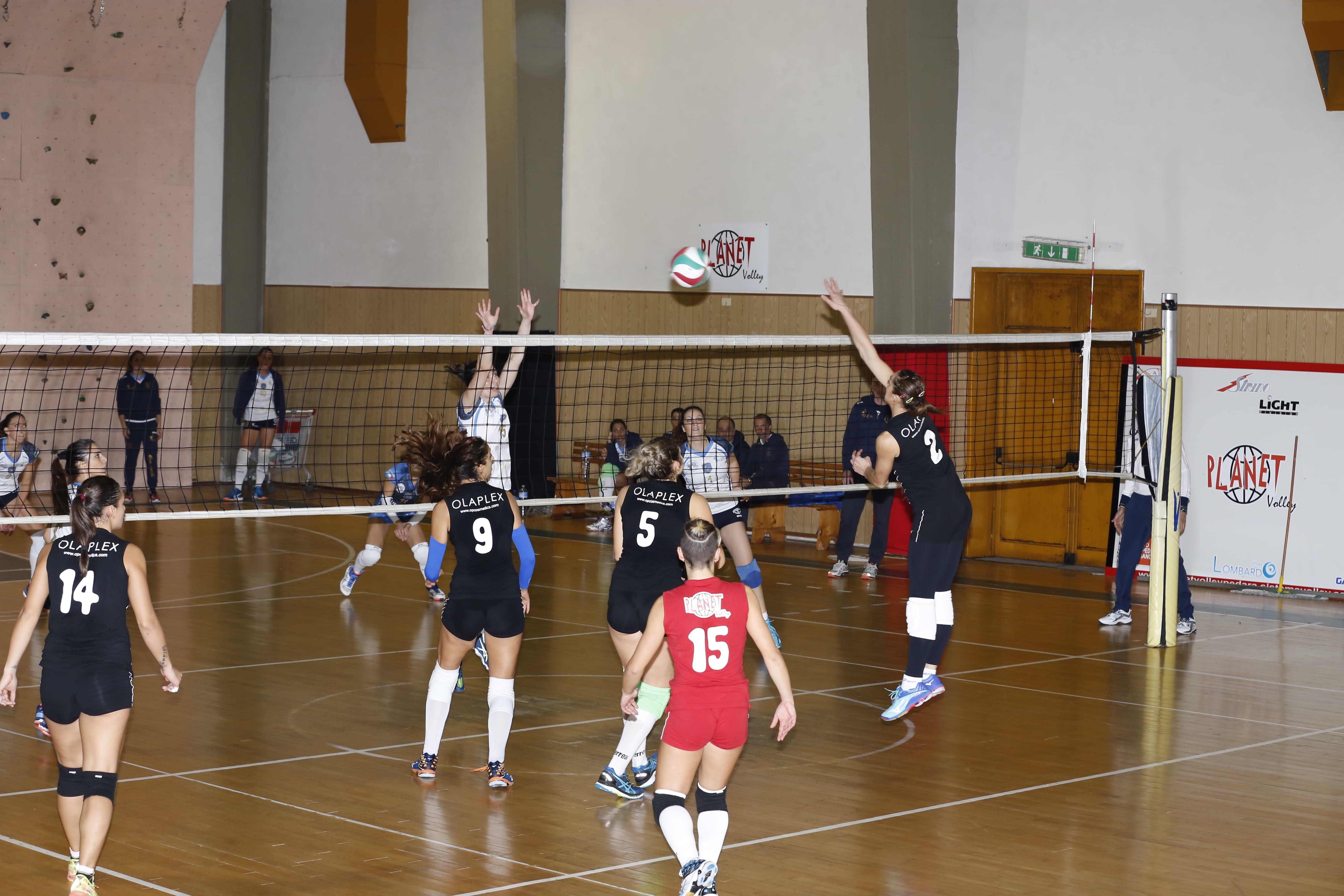 Partita 2 Planet Volley - OP e lo sport
