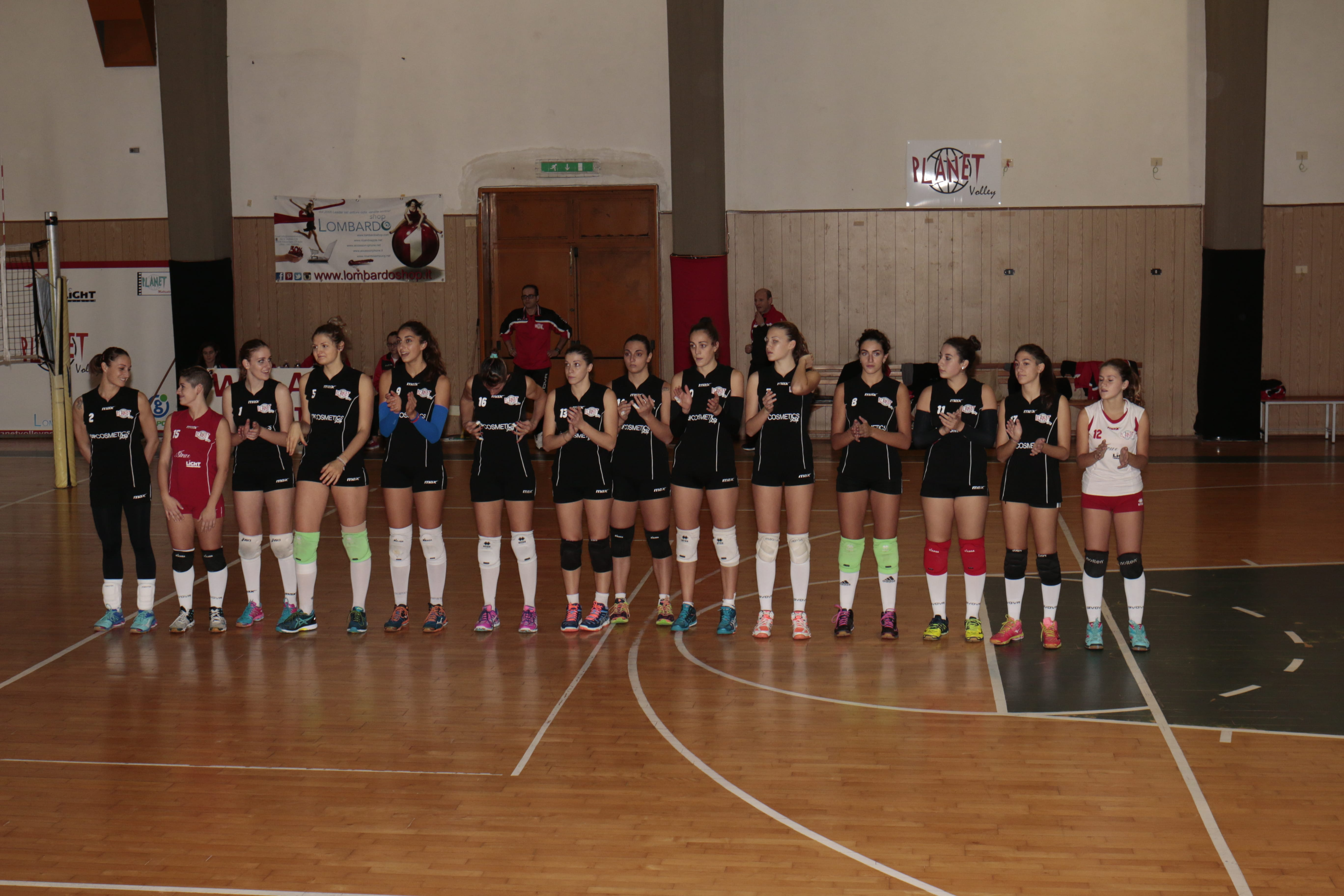 Squadra Planet Volley - OP e lo sport