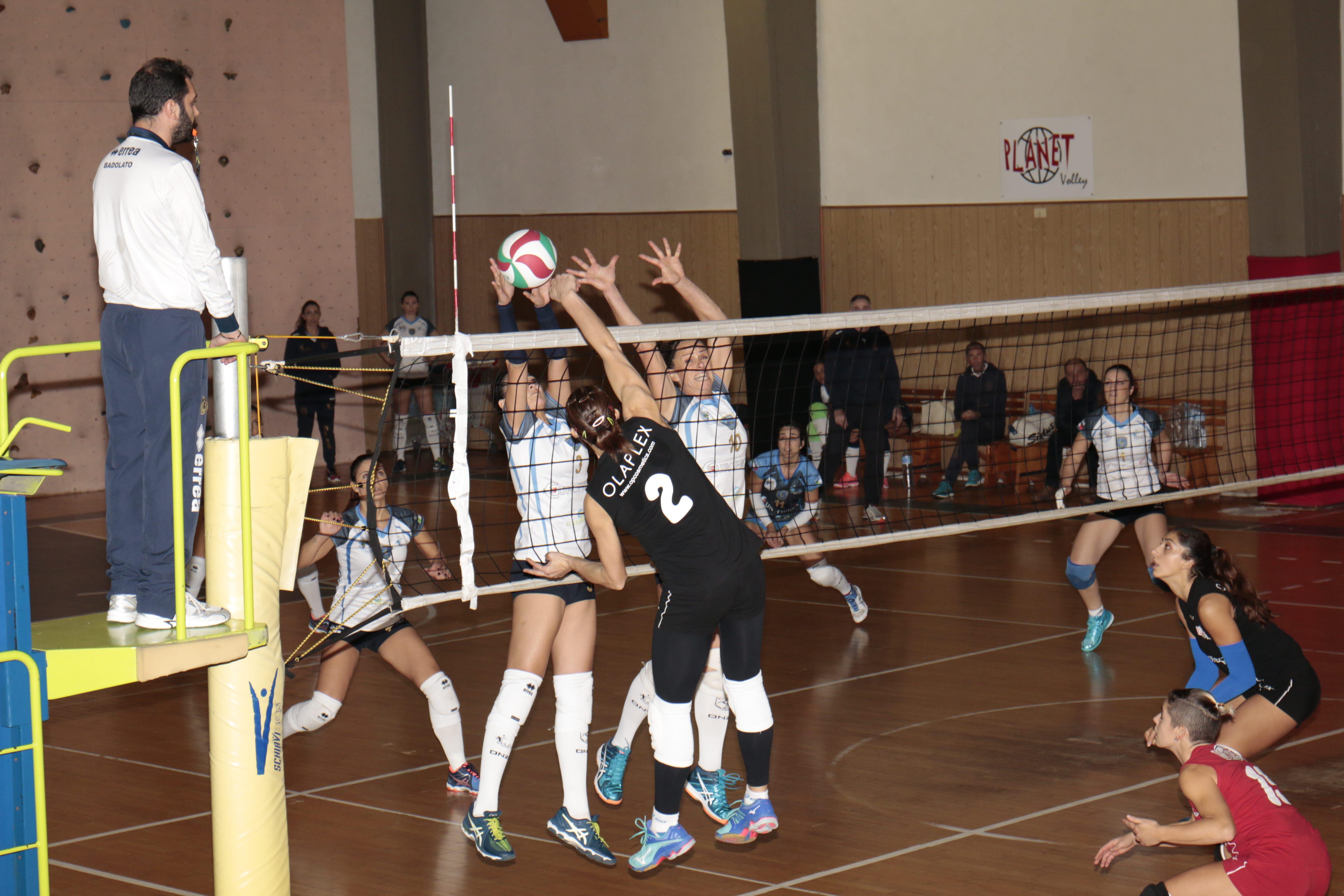 Partita Planet Volley - OP e lo sport