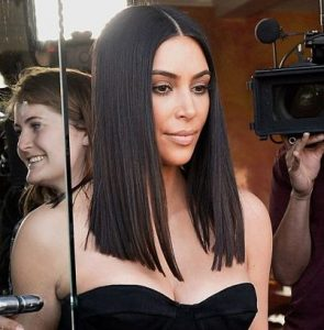 Kim Kardashian Nuovo Taglio