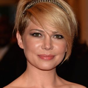 Taglio Ob Swag su Michelle Williams