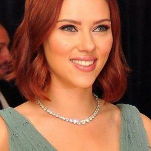 Taglio Ob Swag Scarlett Johansson