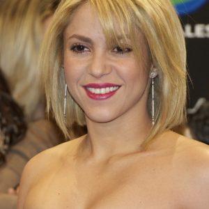 Taglio Ob Swag su Shakira