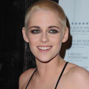 Shaved Pixie su Kristen Stewart